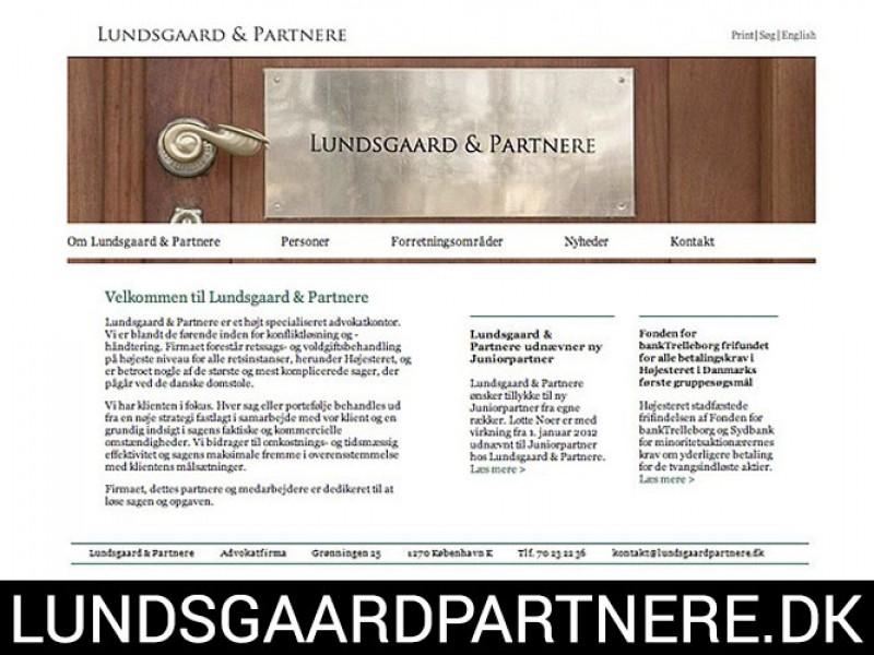 Lundsgaard og partnere